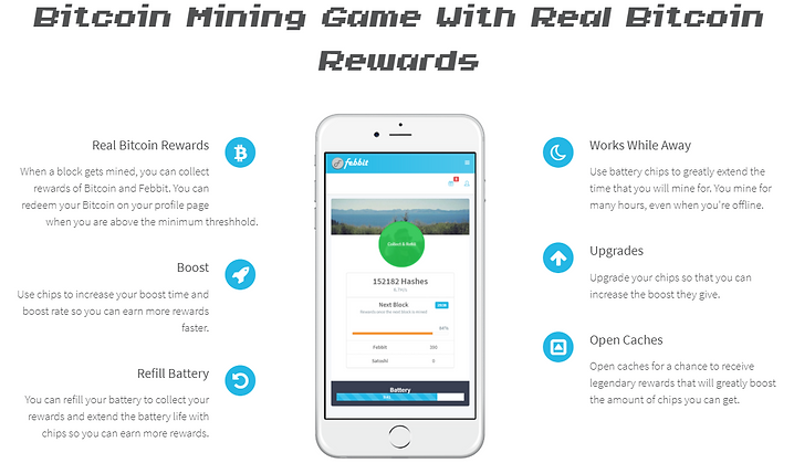 About Febbing Mining Game