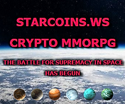Star Coins Square Banner Ad