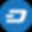 Dashcoin Logo (Dash)