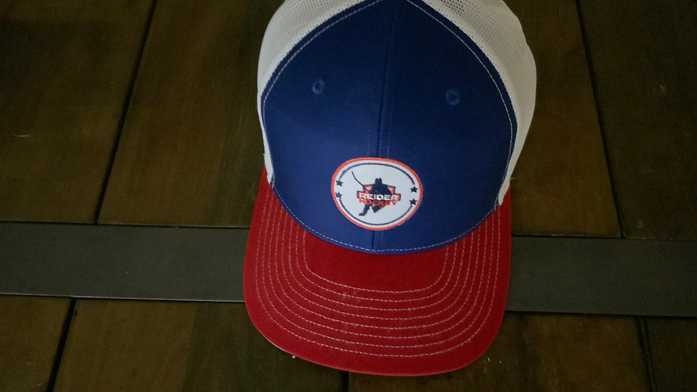 Reider Hockey Trucker Hats