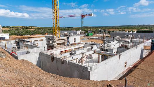 Suivi de chantier, Centre de Détention de Koné (CDK)