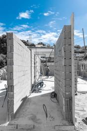 Suivi de chantier, construction, Noumea