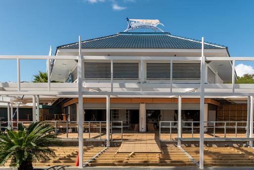 Suivi de chantier, aménagement de Port Moselle, Nouméa