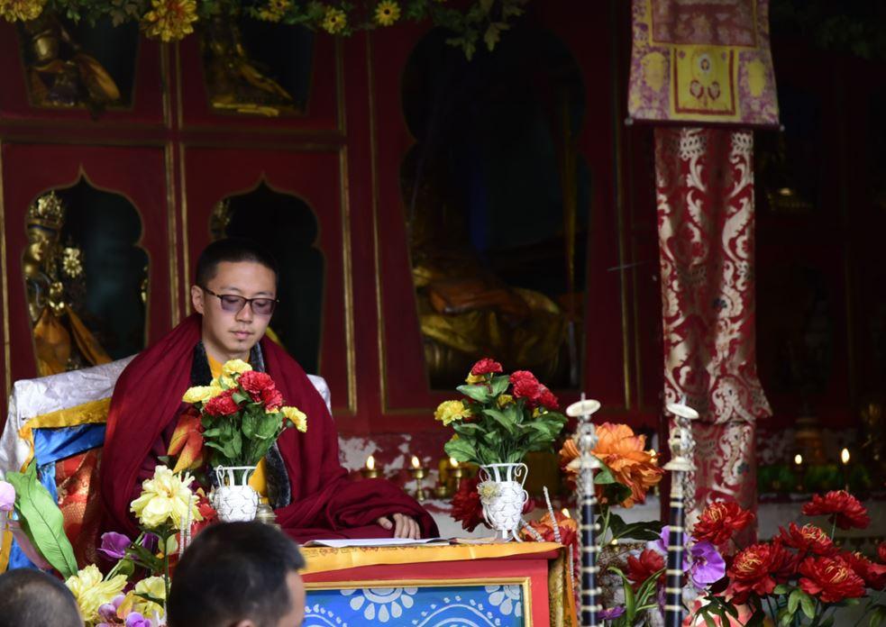 I teach in my monastery.JPG