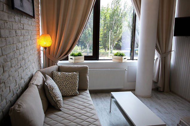 Отель Натилус Таганрог. Лофт White Room