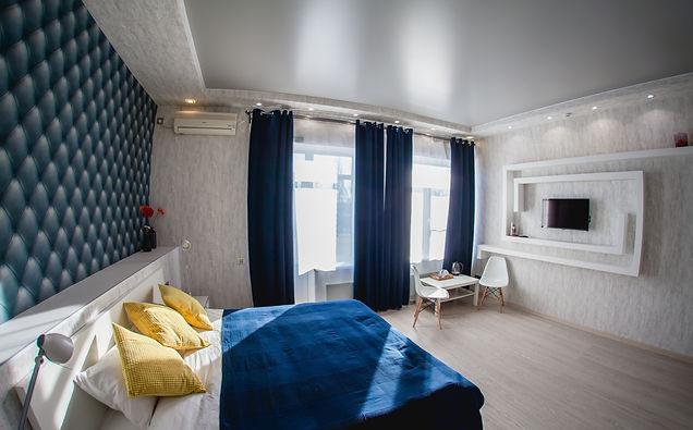 Отель Натилус Таганрог. Люкс