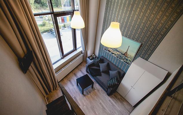 Отель Натилус Таганрог. Двухуровневый стандарт