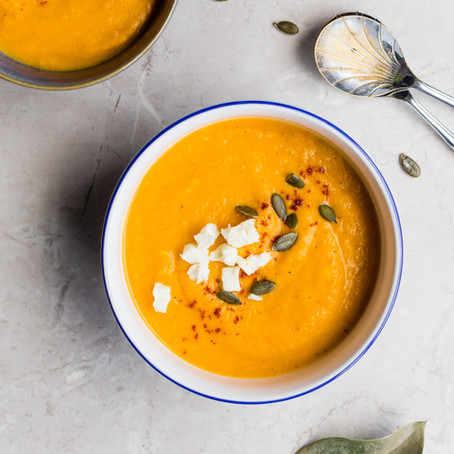 Tracy's Squash Soup