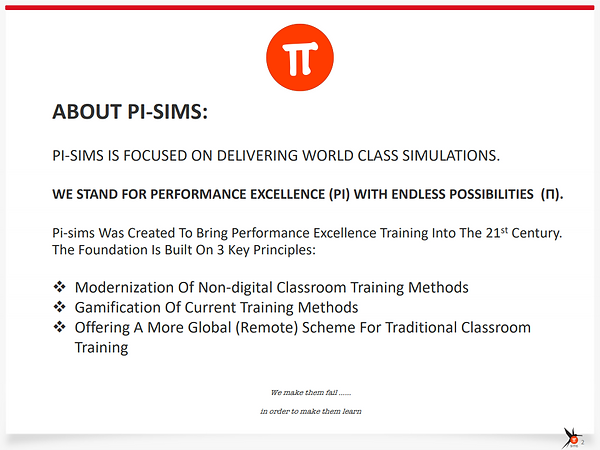 About Pi-Sims