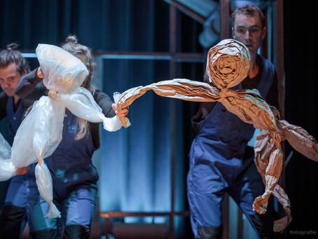 Poppetje van papier krijgt eigen theatertour én is te zien in Holland's Got Talent