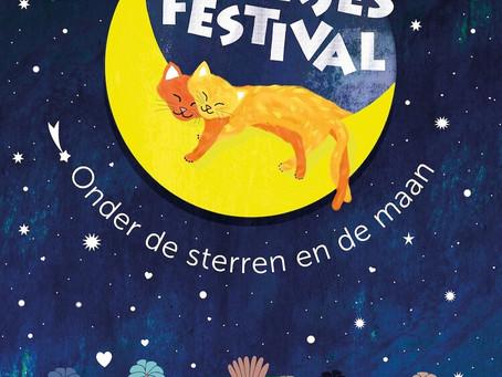 Prentenboekjesfestival Onder de sterren en de maan