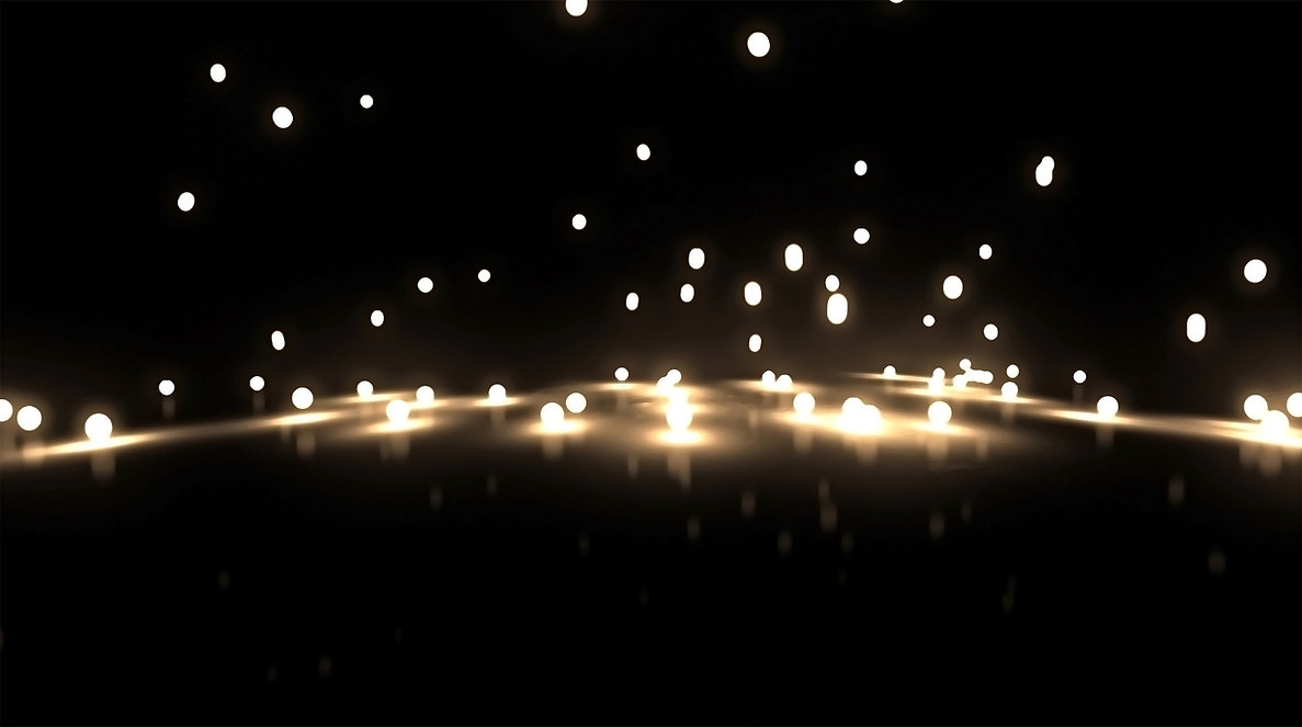 Bouncing Balls Lumière