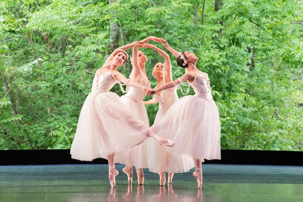 """Boston Ballet """"Pas De Quatre"""""""