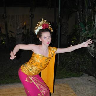 Balinese Legong Dance