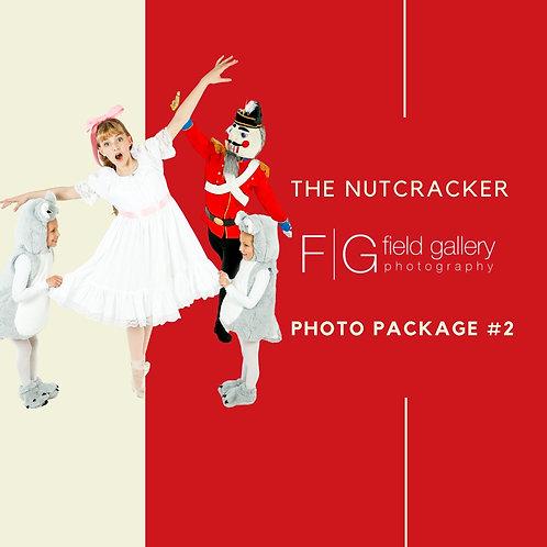 Nutcracker 2020 PHOTO PACKAGE #2