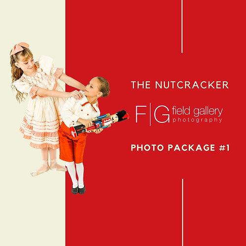 Nutcracker 2020 PHOTO PACKAGE #1