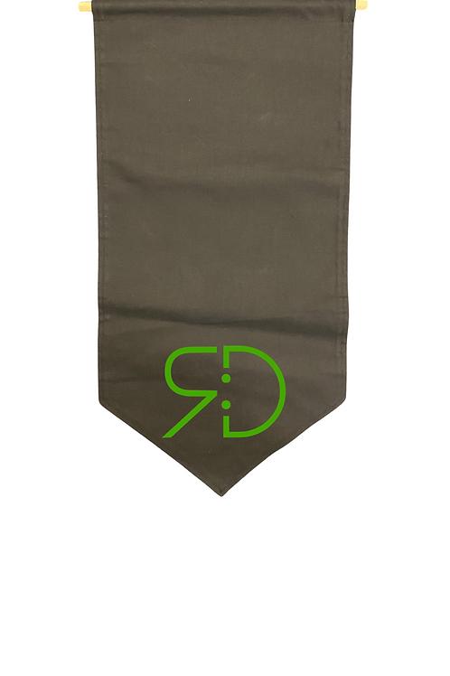 Custom RD Pin Banner