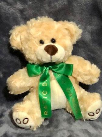 Ratio Dance Teddy Bear (Includes Nutcracker figurine)