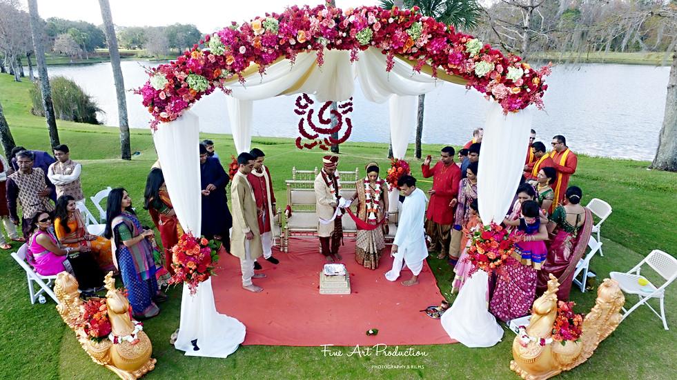 grand-cypress-hyatt-indian-wedding
