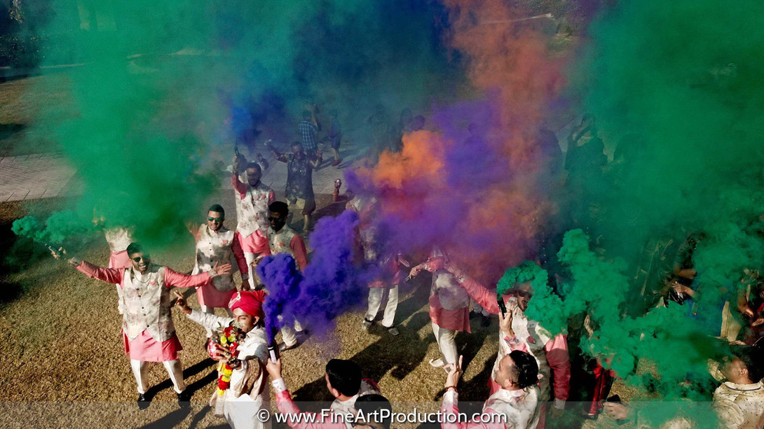 drone-baarat-wedding-photography