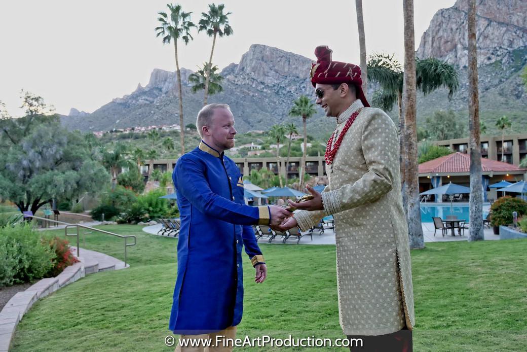 tuscon-arizona-indian-groom-getting-ready