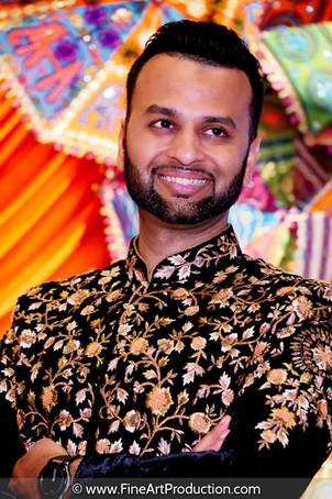 indian-groom-sangeet-portrait-photograph