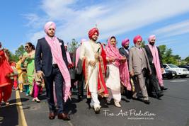 Indian-Wedding-Sangeet-Dashmesh-Darbar-G