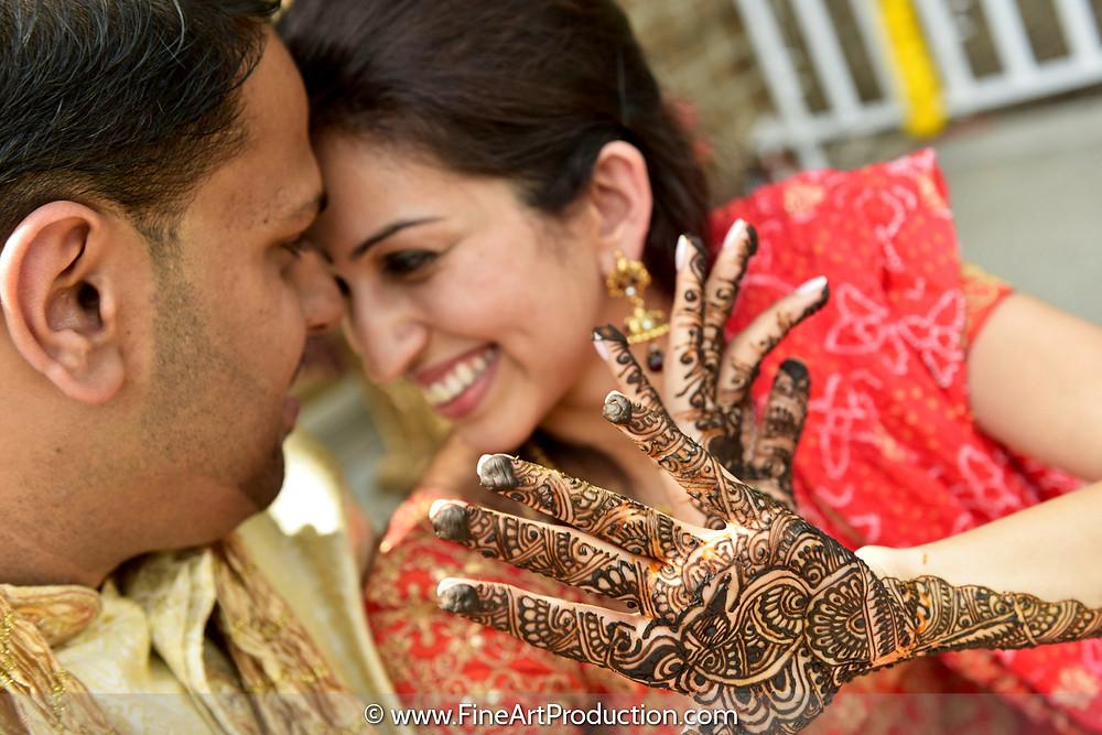 wedding henna design