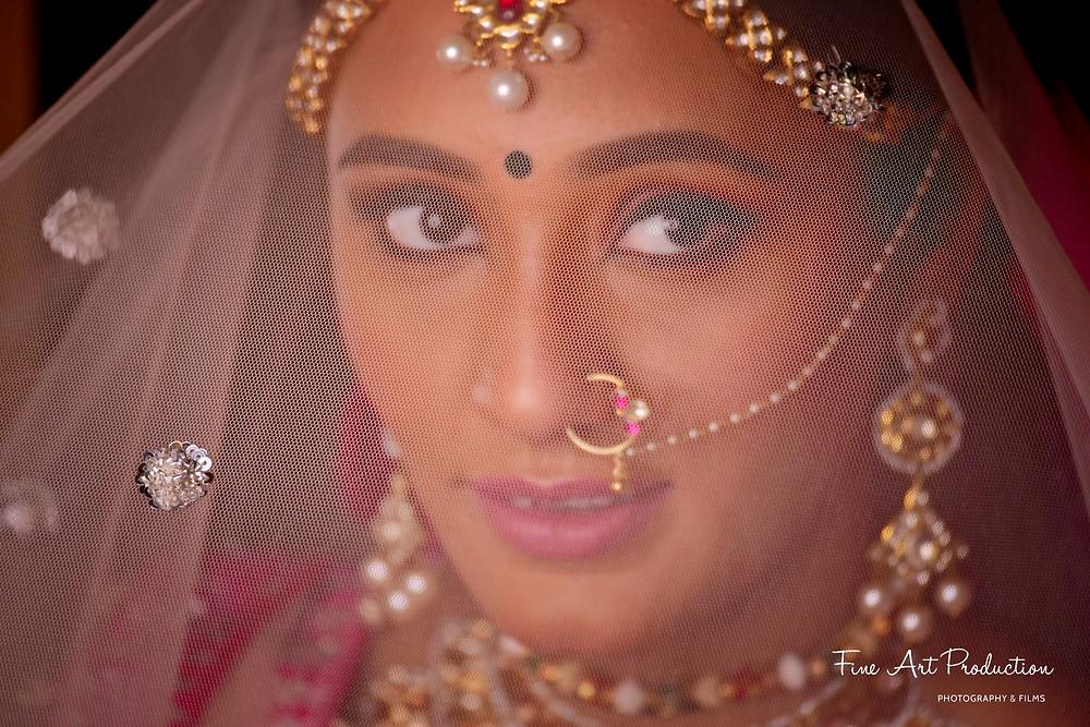 indian-bride-wearing-gunghat