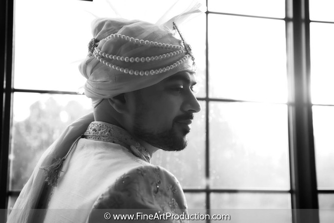 sheraton-parsippany-indian-groom