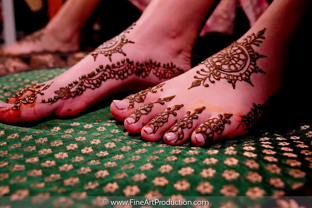 mehendi ceremony decoration