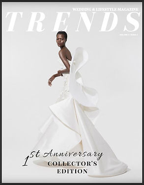 PUBLICATION - TRENDS - WEDDING & LIFESTY