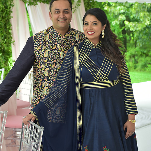 Nirali & Amit Engagement