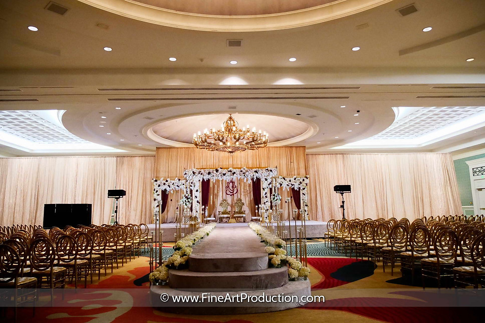 Omni Orlando Championsgate Wedding Decor