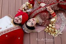 Dasmesh Darbar Gurudwara | Deewan |  Punjabi Indian Wedding | Onila & Sohaj