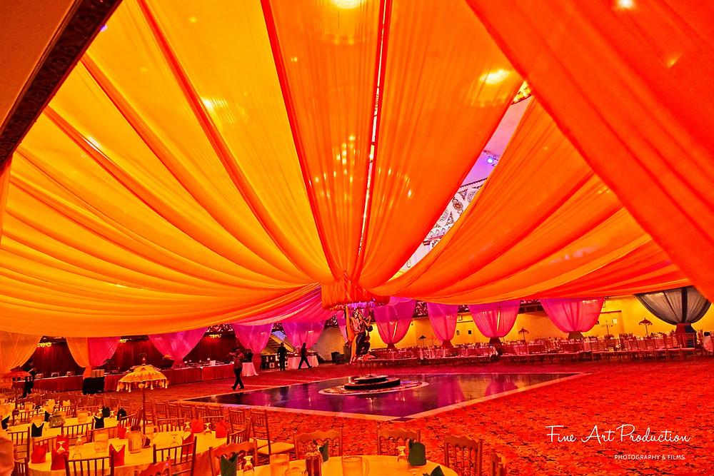 indian wedding garba decorations