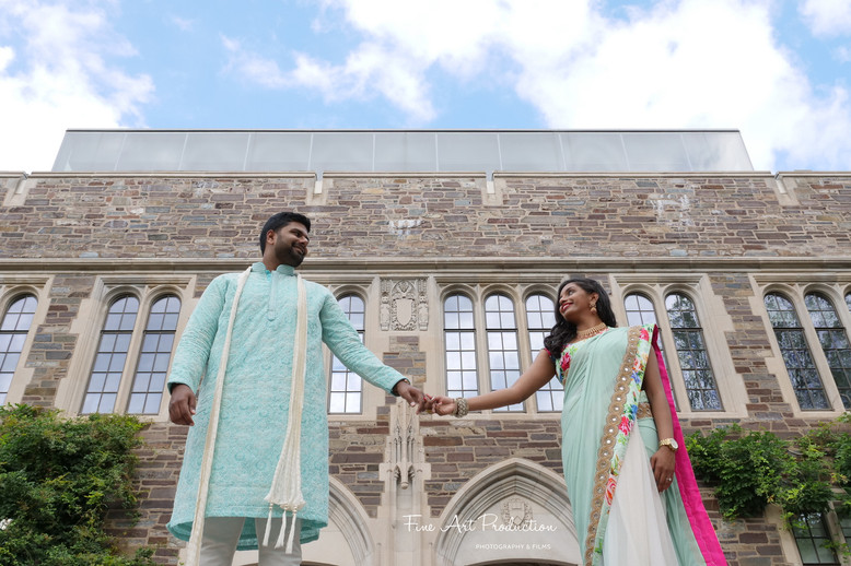 indian engagement photography in new york