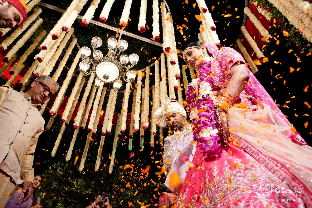 Gujarati Wedding Tradition Photography