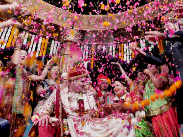 GUJARATI WEDDING TRADITION