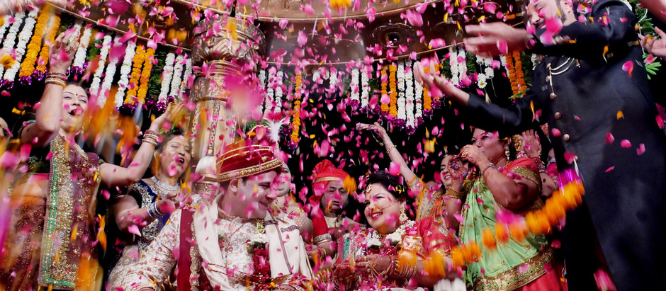Gujarati Wedding Traditions & Gujarati Wedding Photography