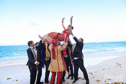 punta cana indian wedding
