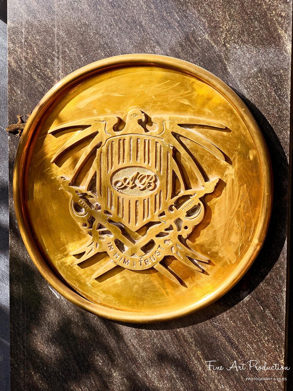 Ajit Bhawan Decal - Symbol of pride