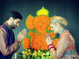 INTERFAITH FUSION INDIAN WEDDING