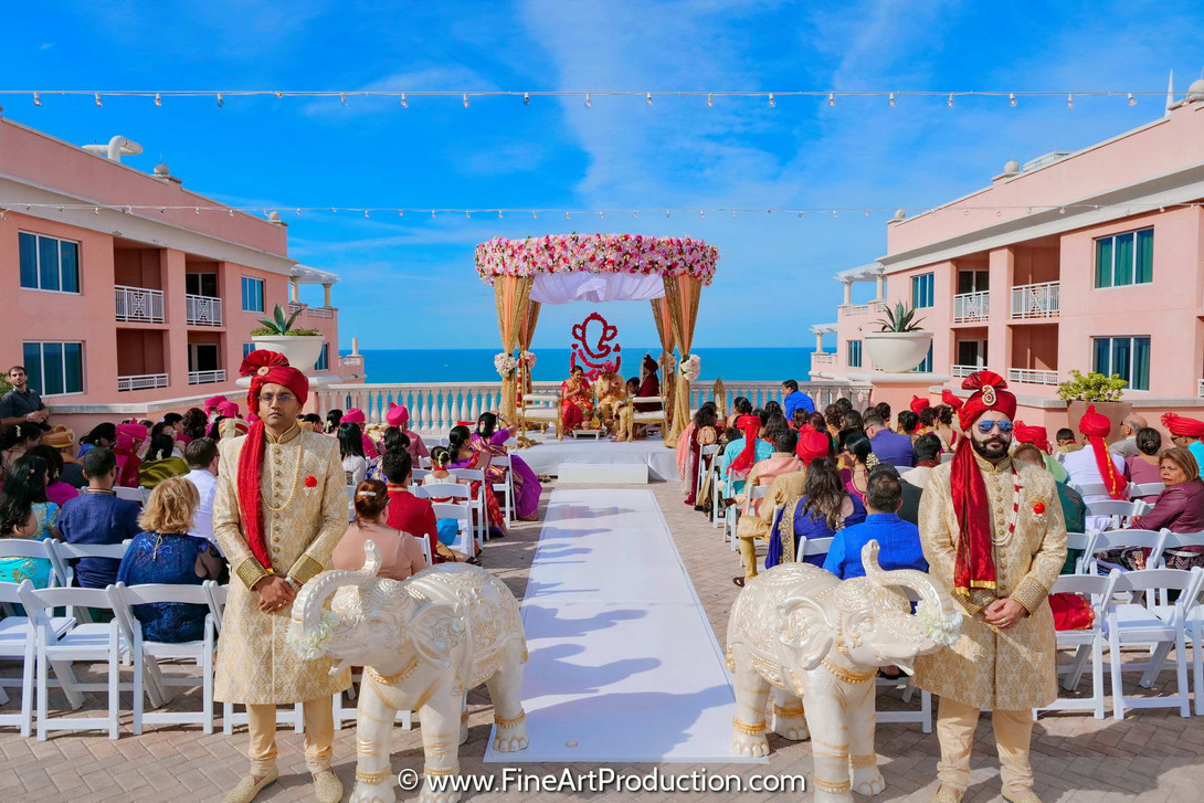 drone- wedding-photography