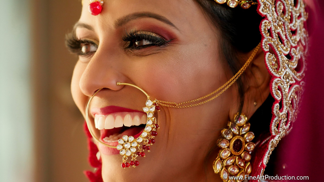 bride nose ring jewelry