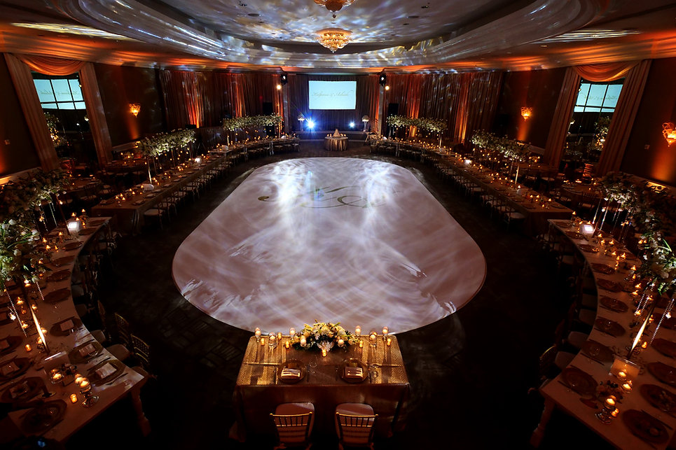 Eden Roc Nobu Miami Indian Wedding Venue