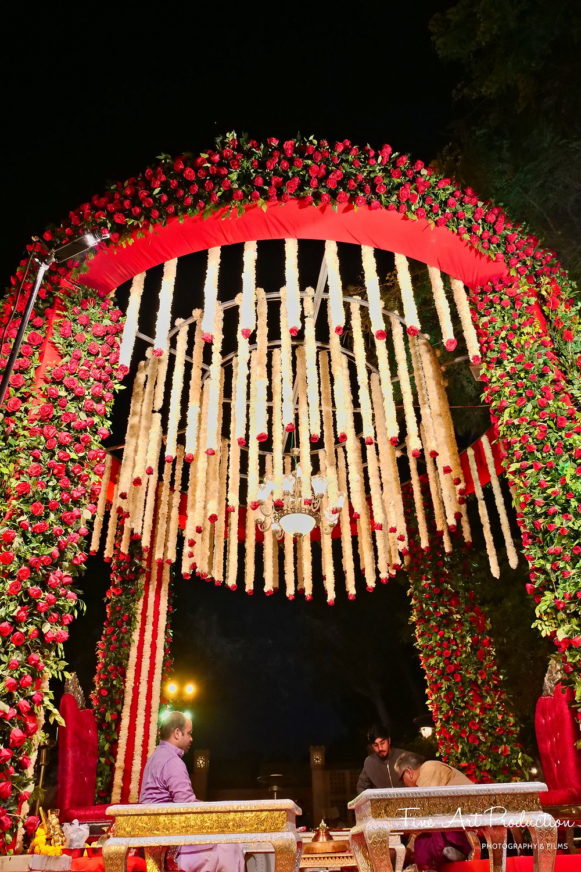 all-flower-wedding-mandap