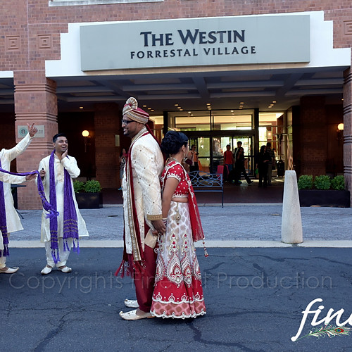 Indian Wedding at Westin Princeton by FIne Art Production