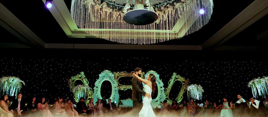 HILTON ORLANDO - ORLANDO'S BEST WEDDING RECEPTION VENUE - ORLANDO WEDDING PHOTOGRAPHER -VIDEOGRAPHER