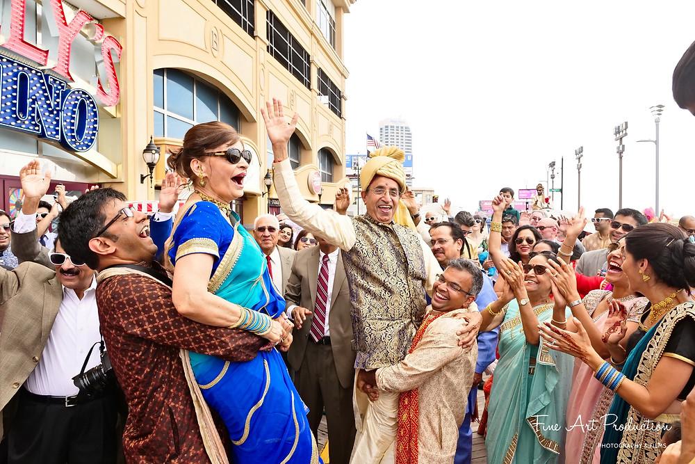 indian-wedding-baarat-best-photographer-nj-orlando-philadelphia-new-york-wedding-venues